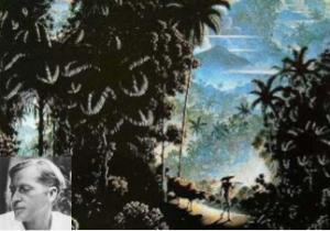 シュピースとその作品「風景とその子供たち」