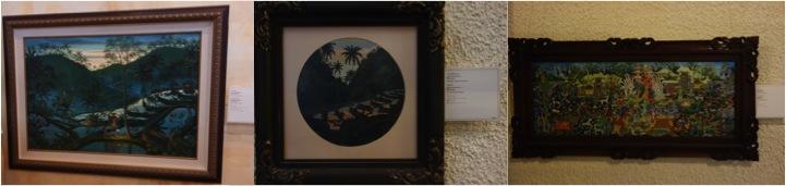 プリルキサン美術館で所蔵されている「バリアートショールーム」の画家