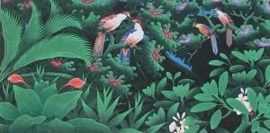 エベン「野鳥の森」