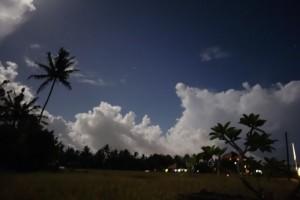 バリの月夜
