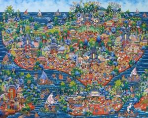 SOKI 過去作品『バリ島』