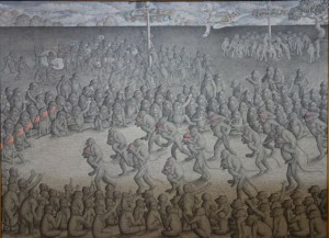 「Celebration」I Wayan ASTA プリ・ルキサン美術館所蔵