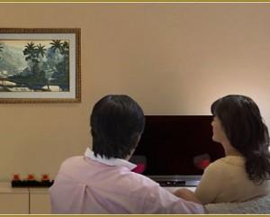 ブログ152_絵を鑑賞する夫婦