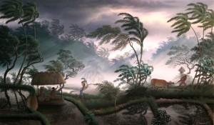"""""""kehujanan"""" by WIRANATA"""