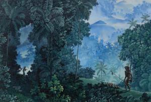 Wiranata 初期の作品