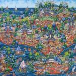 過去作品 Island Bali_バリ島 - バージョン 2