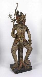 COLLECTIE_TROPENMUSEUM_Houten_beeld_van_Hanuman_TMnr_15-182b