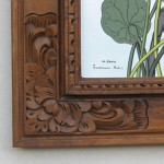 wood curved frame 2